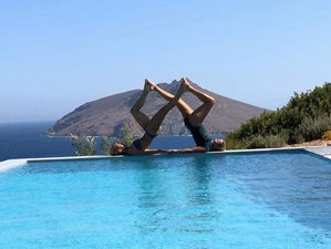 5 Day Yoga Holiday with Mediterranean Nutritional Food in Paros, South Aegean