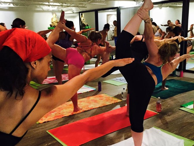 7-Daagse Luxe Bikram Yoga Retraite in Maui, Hawaii