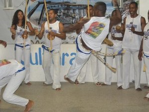 8 Days Capoeira Training Camp in Bahia, Brazil