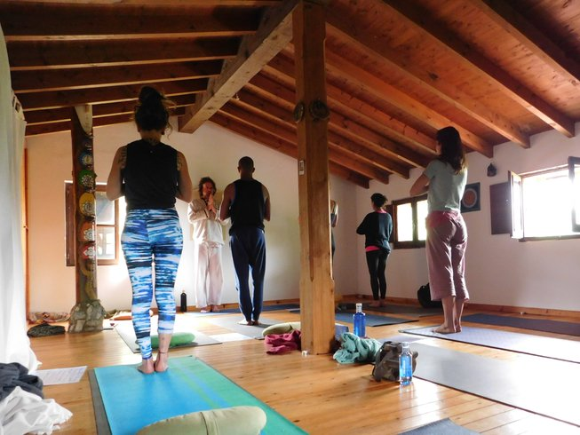 6 Days Advanced Ashtanga Yoga Retreat in Spain