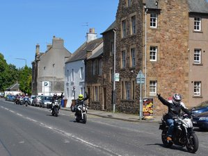 9 Days Picturesque Motorcycle Tour in Scotland, UK
