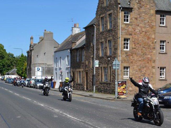 9 Days BMW Motorbike Tour in Scotland, UK