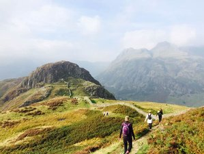 4 Day Autumn Hiking Yoga Retreat in the Lake District