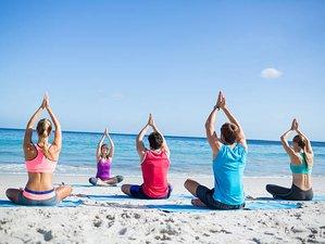 8 jours en vacances de yoga pour profiter de l'instant présent à Saline-les-Bains