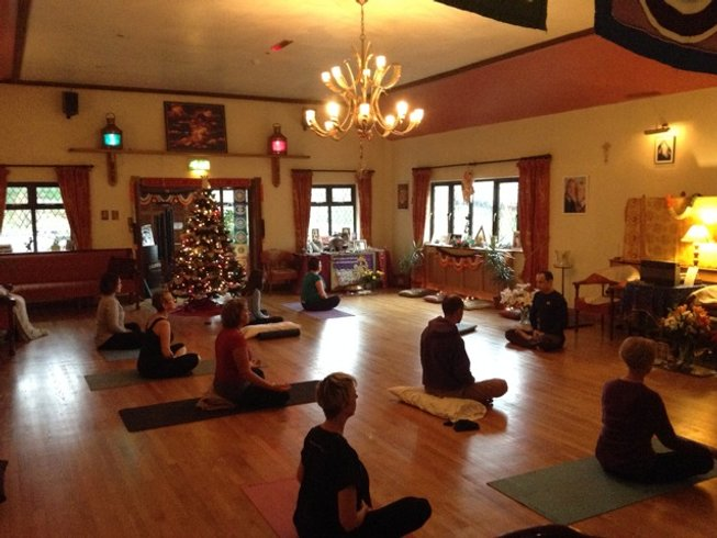 3-Daagse Sapkuur en Yoga Retraite in Ierland