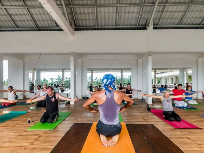 5-Daagse Herstel en Vernieuw Yoga Retraite in Bali, Indonesië