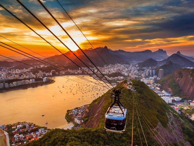 8 Days Carnival Season Yoga Retreat in Rio de Janeiro, Brazil