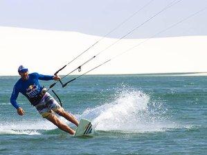 8 Tage Intensives Kitesurf Camp in Lagos an der Algarve