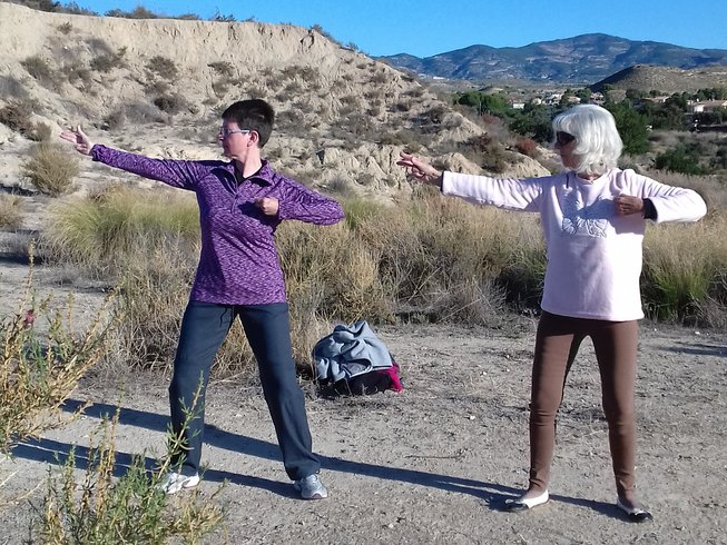 6 Days Mindful and Wellbeing Retreat with Tai Chi in Alicante, Spain