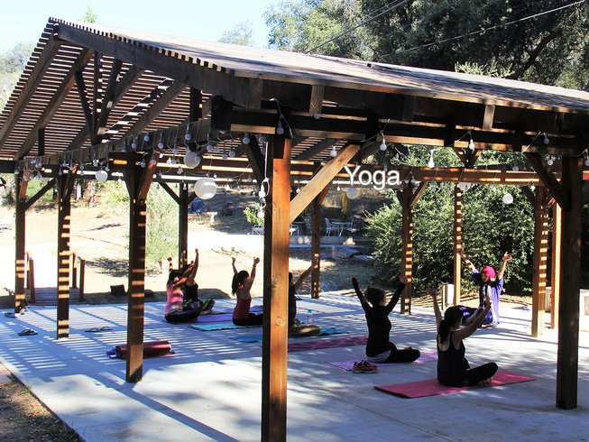 3 Days Find Your Secret Key Spirituality, Yoga and Meditation Retreat in California