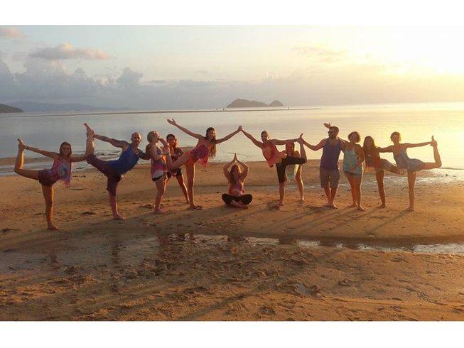 29 Days 200-Hour Hatha Vinyasa Yoga Teacher Training in Thailand