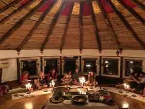 5 Day Sacred Man: Sacred Woman Ritual and Tribal Living Retreat in Wales