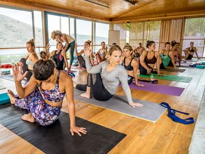 24 Day 200-Hour Yoga Alliance Vinyasa and Ashtanga Yoga Teacher Training in Evia Island