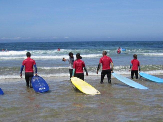 8 Days Surf Camp in Aljezur, Portugal