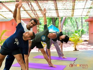 21 Days 200-Hour MultiStyle Yoga Teacher Training in Goa, India