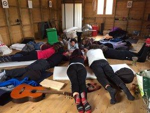 4 Tage Spirituelle Meditation und Yoga Urlaub über Neujahr in Hortunas, Spanien