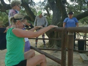 7 Day Cowboy Wellness Program, Horse Riding and Fitness Retreat in Bandera, Texas