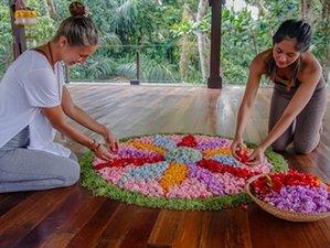 4 Day Wellness, Ayurveda, Meditation and Yoga Retreat Ubud, Bali