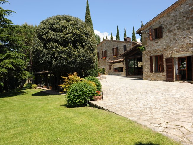 5 Days Full Immersion Cooking Holidays Italy