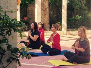 3 días de programa anti-estrés con yoga, meditación y bienestar en Cholula, México