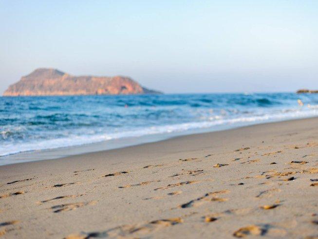8 Tage Dynamischer Yoga Urlaub in Chania, Griechenland
