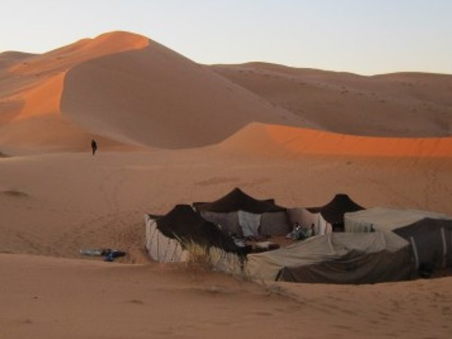 7 Days Aikido, Dance and Meditation Retreat in Morocco