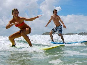 8 Day Tropical Island Escape Surf Camp in Canggu, Lombok, and Nusa Lembongan, Indonesia
