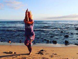 8 Day Walking and Yoga Holiday in Maspalomas, Gran Canaria