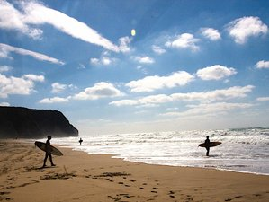 6 Days Refreshing Surf and Yoga Retreat in Sintra, Portugal
