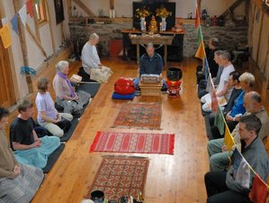 8 Days Profound Silent Meditation Retreat Wales