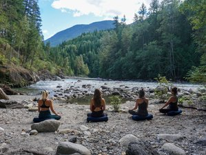 3 Day Relaxation & Wellness Yoga Retreat in Fraser Valley, British Columbia