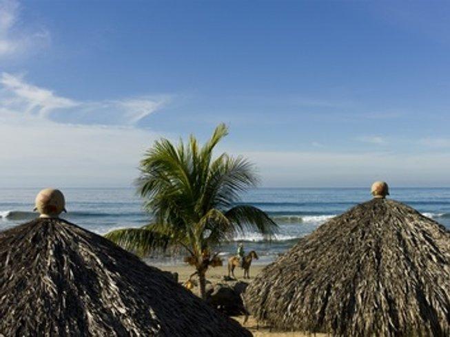 21 Days 200hr Shamanic Holistic Healing YTT in Mexico
