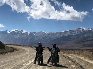 11 Day Upper Mustang Guided Motorcycle Tour in Nepal
