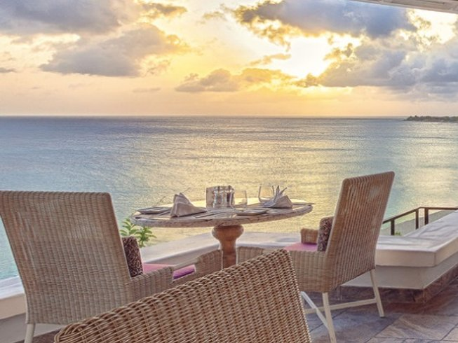 4 Days La Samanna Gourmet Holidays in Sint Marteen
