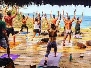 8 Tage SoulTribe Fitness, Abenteuer und Yoga Retreat in Playa Maderas, Nicaragua