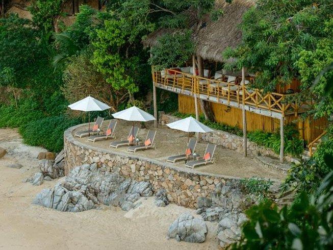 8 días retiro de yoga y selva en Puerto Vallarta, México