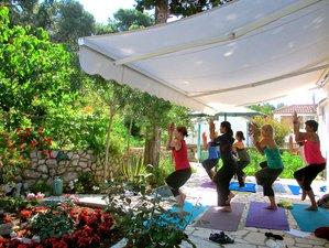 26 jours-200h de formation de professeur de yoga en Croatie