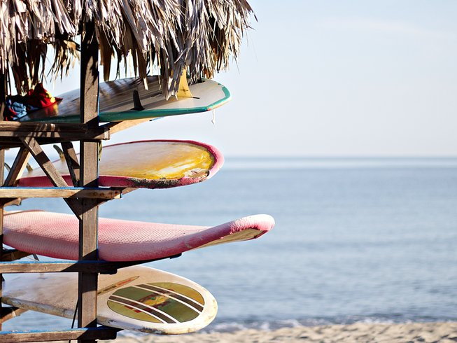 Accommodation: Surf hotels
