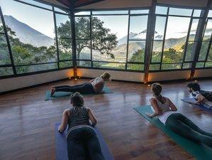 7 Day Full Moon Yoga Retreat in the Mountains Near Antigua, Sacatepéquez