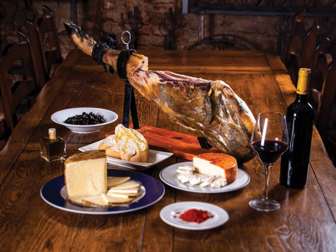 5 Days Cooking Holidays in Spain