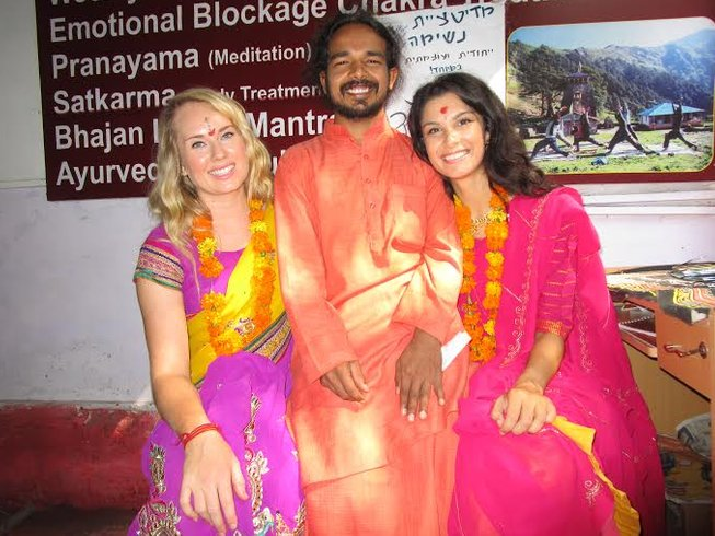 72 Days 500-Hour Yoga Teacher Training Course in Rishikesh, India