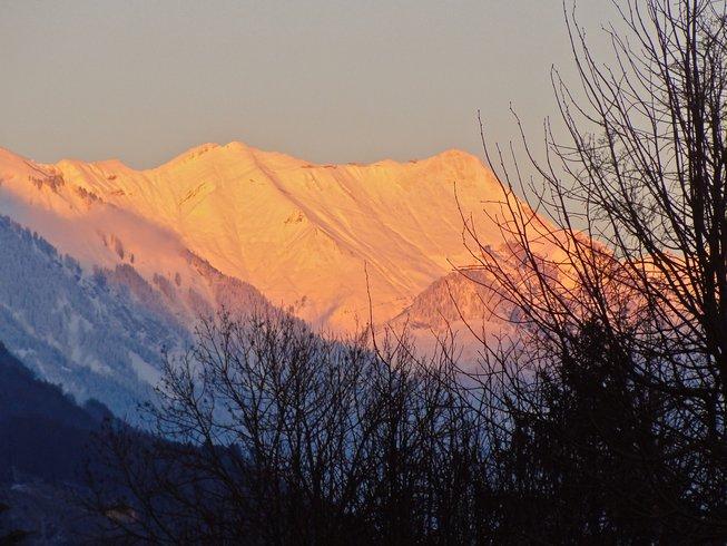 4 Tage Coaching und Yoga Seminar in den Schweizer Alpen