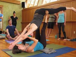 4 Day Summer Splash Yoga Holiday in British Columbia