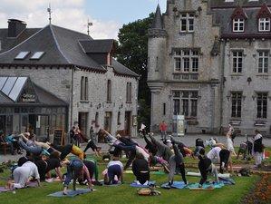 5 días de meditación y retiro de yoga en Luxemburgo