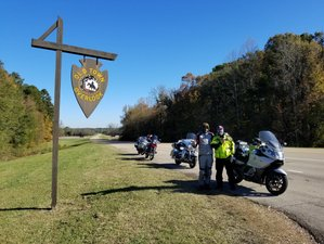8 Day Guided USA Motorcycle Tour, a Look at a Variety of American Music Genres & Historic Locations