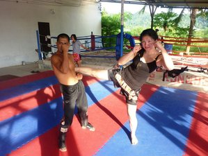 1 Month Ao Nang Krabi Muay Thai Training in Thailand