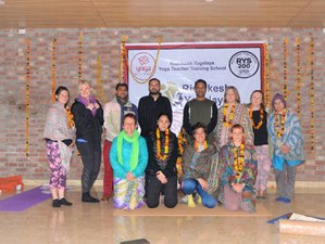 24 Days 200-Hour Kundalini Yoga Teacher Training in Rishikesh, India