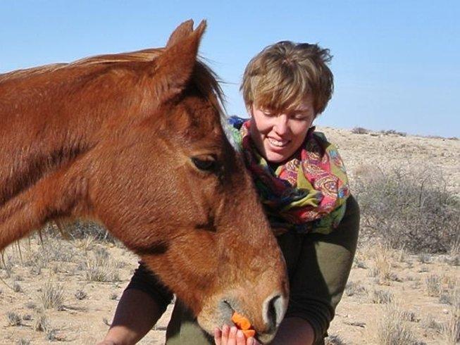7 Days Horseback Riding Namibia Safari