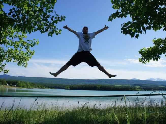 4 días detox vegano y retiro de yoga en Francia