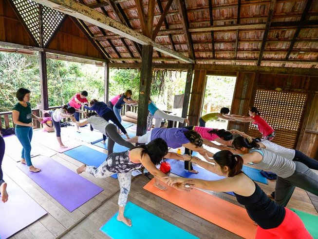 2 Days Aromatherapy and Yin Yoga Retreat in Malaysia